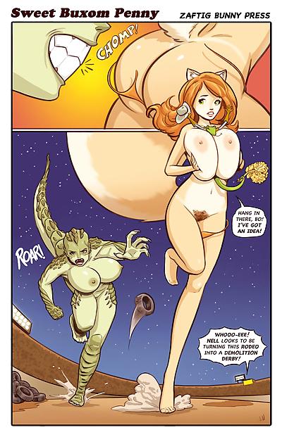 Sweet Buxom Penny - part 6