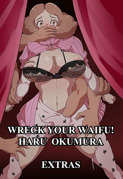 Wreck your Waifu - Haru..
