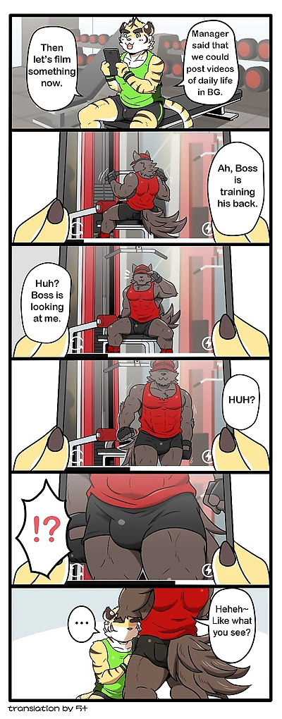 Gym Pals - part 3