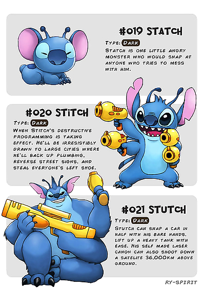 Disneys Pokemon UPDATED