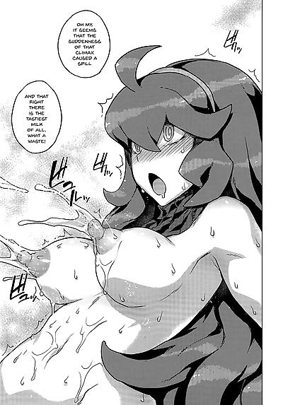 Occult Mania-chan no Milk..
