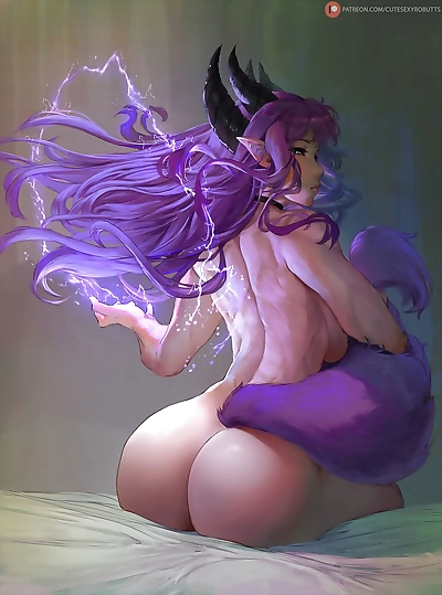Cutesexyrobutts - part 11