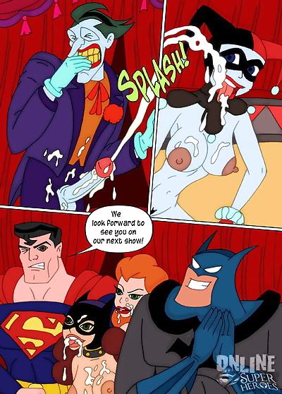Gotham Circus - part 2