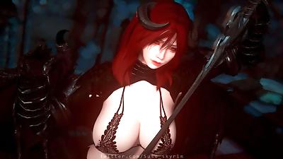susu Dragon Lady..