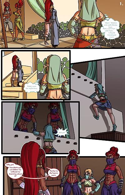 Jzerosk Zeldas Rescue The..