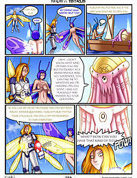 Fairies vs Tentacles - part 13