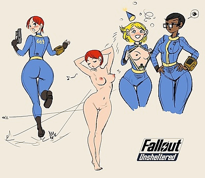 Fallout Unsheltered
